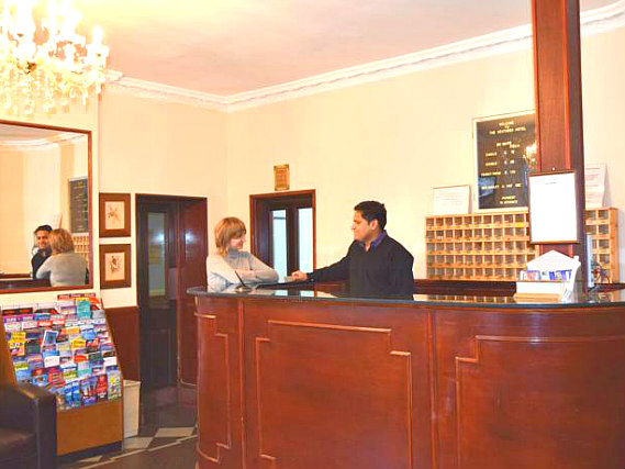 The staff at Camelot House Hotel will ensure that you have a wonderful stay at the hotel