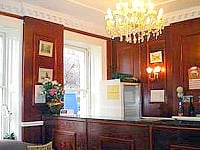 Camelot House Hotel Reception