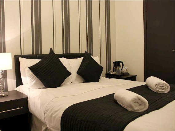 Double Room at Firs Lodge