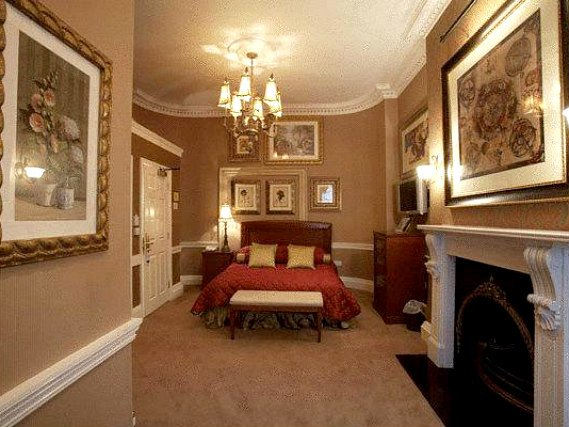 A typical room at Opulence Central London