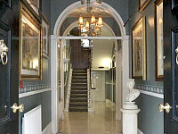 Entrance at Opulence Central London