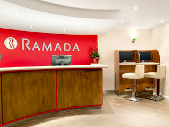 Ramada Hounslow - Heathrow East has a 24-hour reception so there is always someone to help