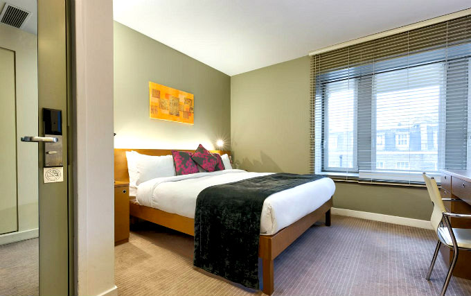 Double Room at Ambassadors Hotel London