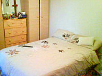 A double room at Stress Less Walthamstow