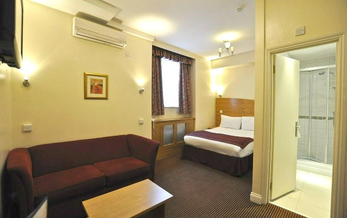 Double Room at Brunel Hotel