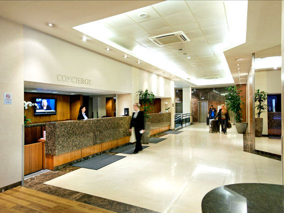 The staff at Central Park Hotel London will ensure that you have a wonderful stay at the hotel