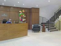 The welcoming lobby at Somerset Bayswater Apartments