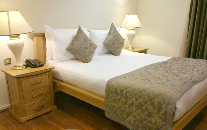 Double Room at Somerset Bayswater Apartments