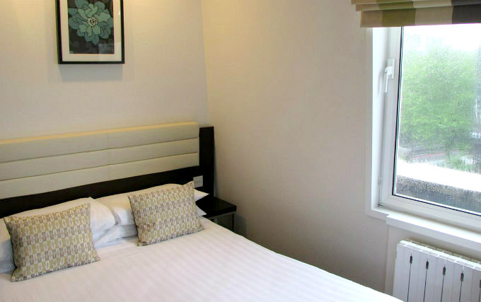 Double Room at Euston Square London