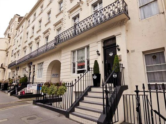 O Paddington Hotel is situated in a prime location in Paddington close to Edgware Road