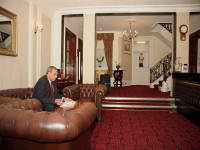 The 24 hour reception at Astor Court Hotel will be pleased to attend to your needs