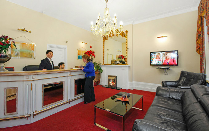 The staff at The Admiral Hotel will ensure that you have a wonderful stay at the hotel
