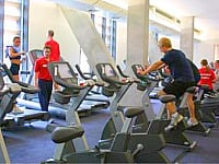 While you stay at Beit Hall London why not use the Leisure facilites at Ethos Sports Centre