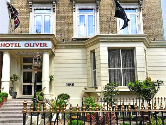 Hotel Oliver is situated in a prime location in Earls Court