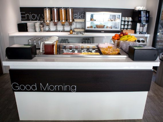 Enjoy a great breakfast at The W14 Hotel London