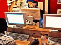 The EasyEverything Internet Cafe Astor Leinster
