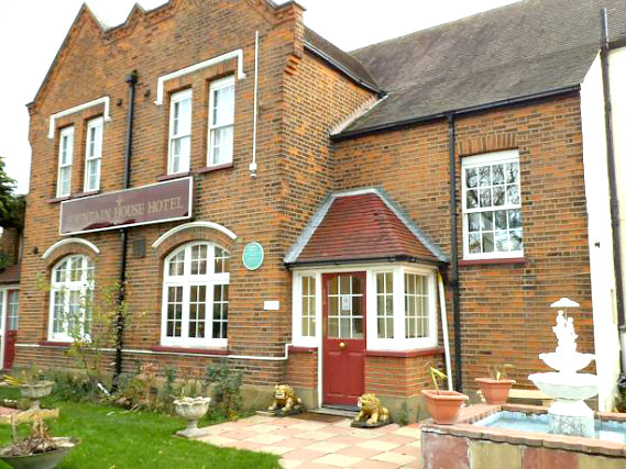 Fountain House Hotel is situated in a prime location in Hayes close to London Heathrow Terminal 1