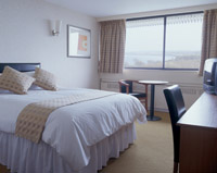 Double room at Erskine Bridge Hotel