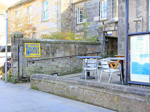 The staff are looking forward to welcoming you to St Andrews Tourist Hostel