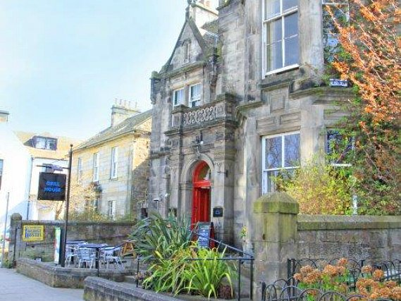 St Andrews Tourist Hostel is situated in a prime location in St Andrews