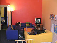 The TV Lounge St Andrews Tourist Hostel