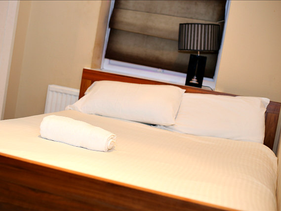 Get a good night's sleep in your comfortable room at Bull and Bush Hotel