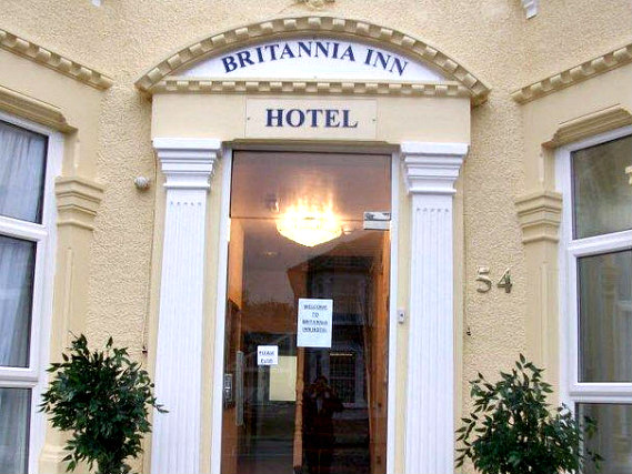 The staff are looking forward to welcoming you to Britannia Inn Hotel