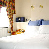 London hotel double bed