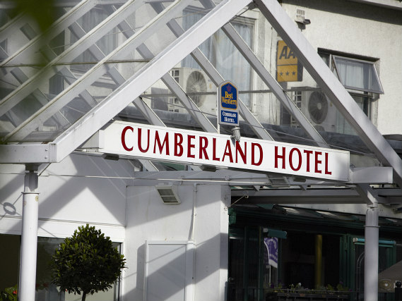 Best Western Cumberland Hotel is situated in a prime location in Harrow close to Harrow-on-the-Hill Train Station