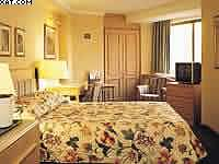 A double room at Danubius Hotel Regent's Park