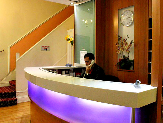 The staff at Grantly Hotel London will ensure that you have a wonderful stay at the hotel