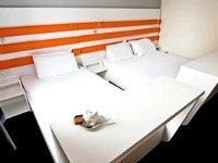 A typical triple room at All Seasons London Leyton