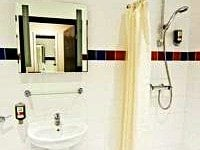 A typical bathroom at All Seasons London Leyton