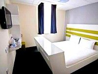 A typical double room at All Seasons London Leyton