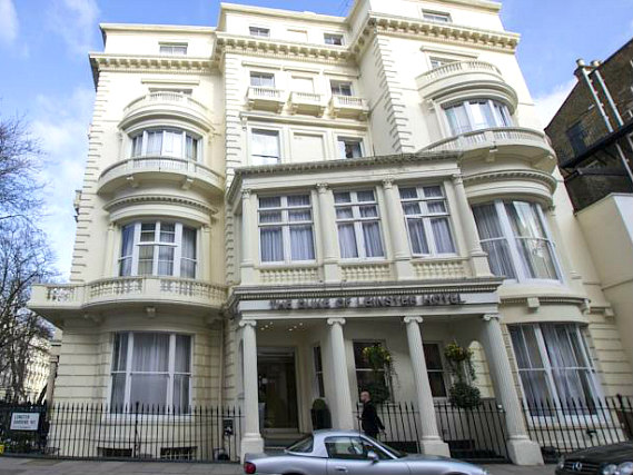 Duke of Leinster Hotel is situated in a prime location in Bayswater close to Queensway