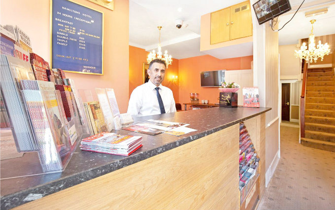 The staff at The London Paddington Hotel will ensure that you have a wonderful stay at the hotel