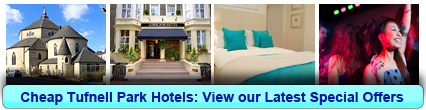 Book Cheap Hotels near Tufnell Park