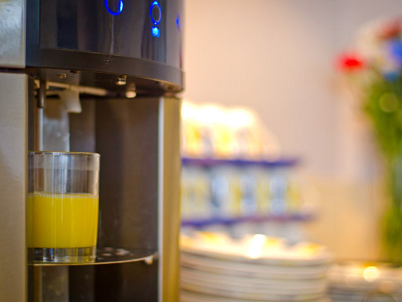 Enjoy a great breakfast at Comfort Inn Edgware Road
