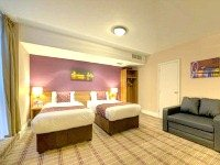 Comfort Inn Kings Cross