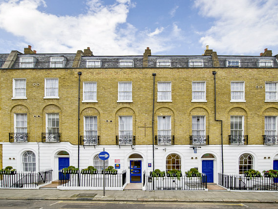 Comfort Inn Kings Cross is situated in a prime location in Kings Cross close to Kings Cross Station
