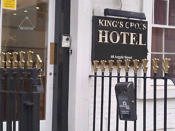 Kings Cross Hotel London is situated in a prime location in Kings Cross close to Kings Cross Station