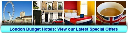 Book Budget London Hotels