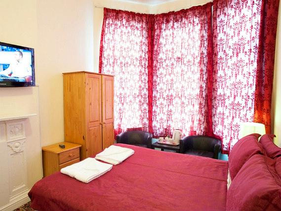 Hollingbury Hotel London Reviews