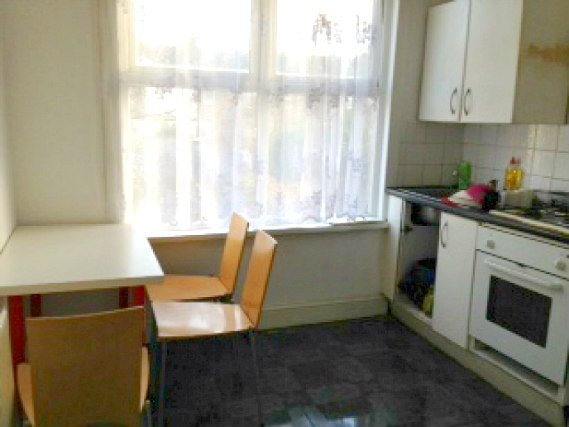 Plenty of bench space for you to prepare all your meals in the self-catering kitchen
