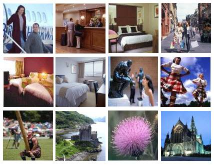Book Cheap Hotels Glasgow