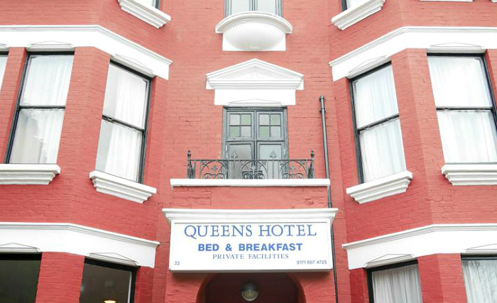 Queens Hotel Tufnell Park is situated in a prime location in Holloway close to Keats House