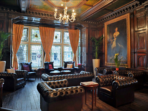 Common areas at Grand Royale London