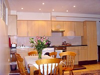 Hammersmith Hotel London also has a modern communal kitchen for guests to use - ideal for saving money!