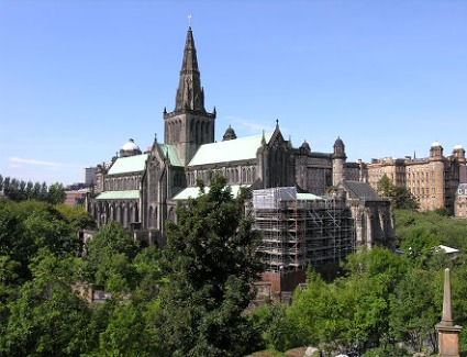 Book a hotel near Glasgow Cathedral & Necropolis