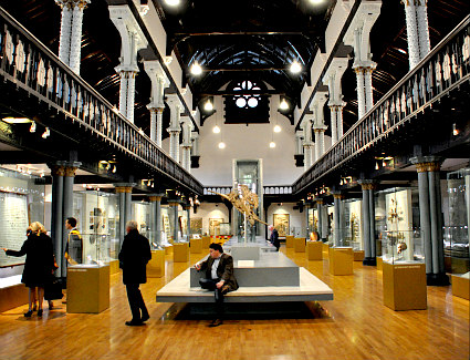Book a hotel near Hunterian Museum and Art Gallery
